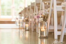 Down the Aisle / Your walk down the aisle will definitely be one to remember! Here's some ways to make it even more special!