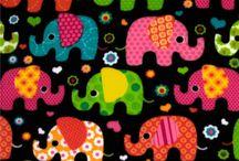 Fabric / by Kim Frady