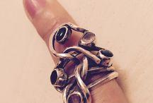 I love Jewellery / Jewellery I've designed as well as pieces I like