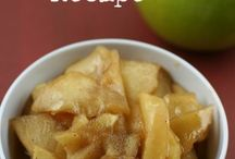 cracker Barrel Fried Apple Recipe / by Joann Bingaman