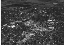 """Our Common Center / Images from the past of historic Oberlin, OH. These photos have been used with permission for this specific project and are not meant for reproduction. The photos, many of which are owned and generously shared by community members and institutions, were originally shared as the """"Our Common Center"""" project."""