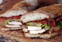 Sandwich / by Melissa Battles