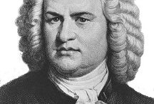 Music / Johann Sebastian Bach (1685 - 1750) - German composer
