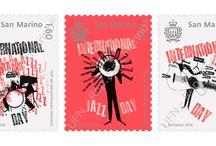 San Marino 2016 Stamps / San Marino Post 2016 Stamp Issue