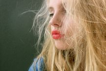 FACE / Makeup / by Chloe Takayanagi
