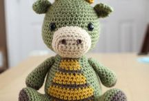 Crochet toys / by Lanesa Hinds