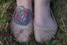 Heart Lock and Key Tattoo Inspiration