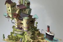 game artworks