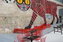 murals and street art