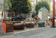 Park-it!   / Parkkipäivä, parkletit, kadunvaltaus, minipuistot, katupelit, performanssit, katutaide... Mitä tehdä kaduilla kun autot ovat poistuneet?