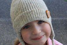 knit- unisex kids / by Amie