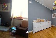 """Przed i po czyli metamorfozy SprzedajŁatwo.pl / Zdjęcia pomieszczeń przygotowywanych przez nas do sprzedaży lub wynajmu. Czyli klasyczne """"before and after""""  Smacznego :)"""