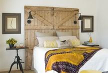 Bedroom ideas / Headboard