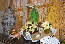 Winter Fireside Dinner / by Hampton Hostess CG3 Interiors-Barbara Page Home
