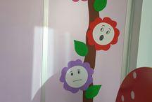 okul dekor