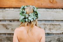 Hair Flowers / by Wedding Connections
