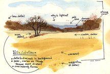 Watercolor: tutorials
