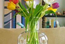 como conservar arranjos no vaso