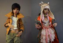 Yukidoll / My dolls