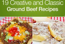 ground beef dinners