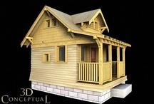Pre-tend / Kids playhouse