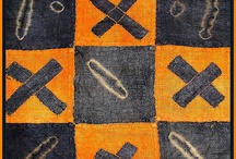 African and African inspired textiles / by Karen Hampton