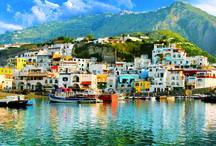 Italy Ischia usw.