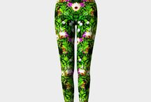 Designs by Sarah Liz Walker Molloy / I have created these patterns for various types of apparel - enjoy  :)