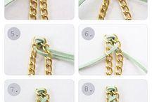 šperky DIY