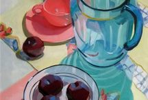 Larger Paintings / www.robinrosenthalart.com