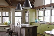 Kitchens / by Anibal Javier