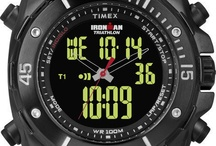 Timex Dual Tech Watches