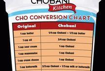Recipes-Substitutions, conversions, etc.