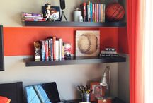 The Z Kid Room Ideas / by Carie Snowbarger