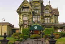 ahol lennék vendég / Ezekben a házakban, kastélyokban szívesen eltöltenék néhány napot, hetet, hónapot, vagy évet is akár.