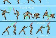 Star Wars Fighting