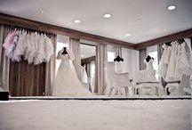 Le  Salon  Blanc Couture Robe De Mariée / Robe de mariée au salon blanc