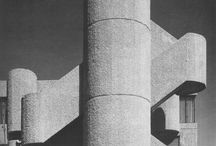 Brutalism at its best / by Amelia Gregory