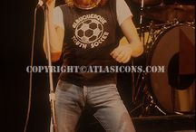 Lou Gramm - live '82 London, Wembley, 09 May 1982, Edinburgh May 1982