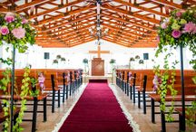 Chapel / Different chapel setup's at Monte Vista Venue and items used in the chapel