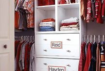 Storage and Organization / by Michelle Sherman
