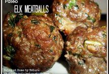 Elk meat recipes