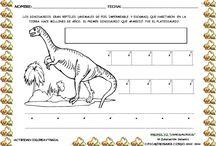 Proyecto dinosaurios 3a