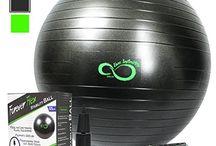 Exercise Balls & Accessories