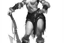 BARBARIAN • Female