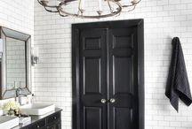 Bath / Bathroom decor and inspiration