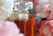Domácí parfémy a krémy / Domácí výroba různých parfémů,krémů