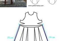 ■SEWING PATTERNS■