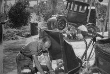 Early Mechanical shops