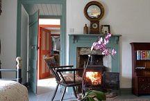 Irish cottage /Tuscan theme ideas